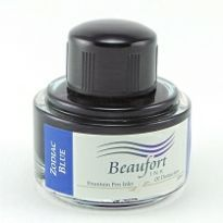Zodiac Blue - Beaufort fountain pen ink. 45ml